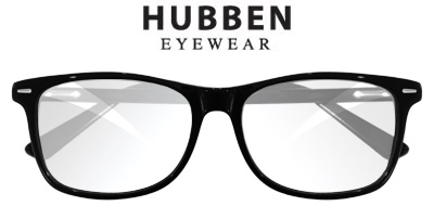 Hubben Classic Unsisex Design Brille Top Deal